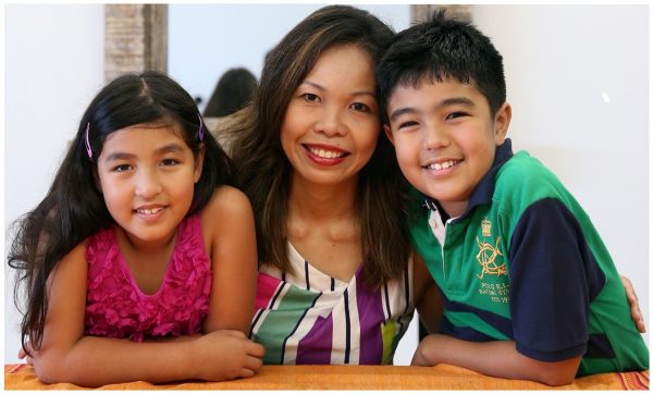 My Parenting Journey with Meiling Wong Chainani
