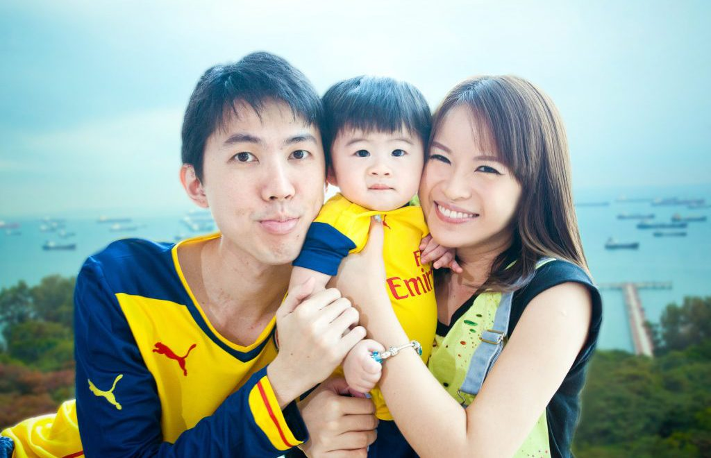 My Parenting Journey with Melissa Lee